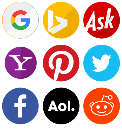 Social media for one page seo
